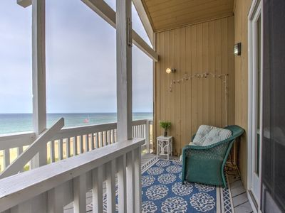 Photo for One-of-a-kind property on the beach - an enchanted seaside escape
