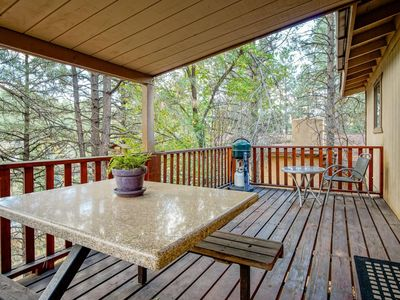 Photo for Charming 3BR Cabin, Sits Amidst Ponderosa Pines, in Historic Downtown Flagstaff!