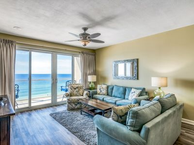 Photo for STERLING SUNRISE 706 | Gulf Front| Amazing Views