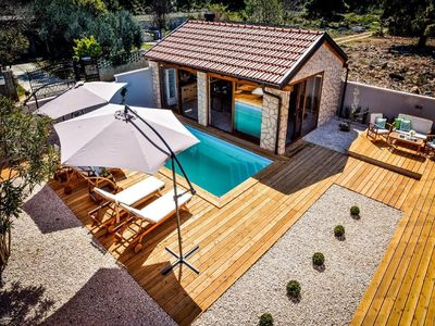 Photo for Holiday house Biograd na Moru for 5 - 7 persons with 2 bedrooms - Holiday house