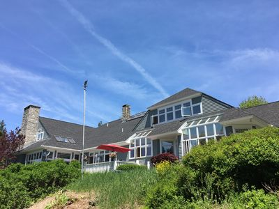 Photo for Waterfront Ocean Estate on Cape Rosier's Penobscot Bay