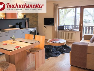 Photo for Kuckucksnest Jostal, 80 qm, 2 Schlafzimmer, max. 6 Personen