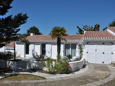 Photo for Island of Noirmoutier - Villa T4 on the dune 100m from the sandy beach