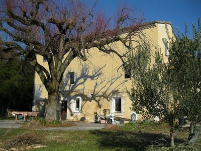 Photo for Holiday rental Cottage 8 persons near Vaison-la-Romaine