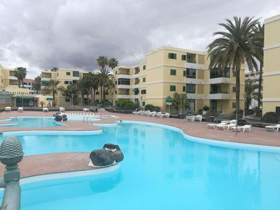 Photo for FAMILY APARTMENT IN PLAYA DEL INGLES