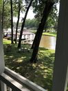 Lake view from upper balcony