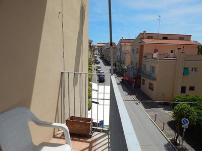 Photo for N101 - Numana, four-room apartment in the heart of the town