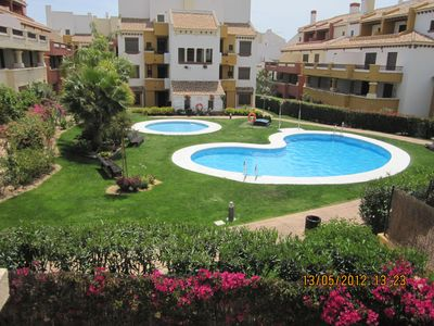 Photo for The perfect place for golf and beach holidays in Costa de la Luz & Portugal!