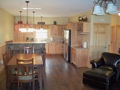 Photo for Spacious on mountain condo -  just a short walk to lift, base lodge!