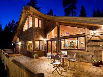 Photo for 3BR Lodge Vacation Rental in Tahoe Vista, California
