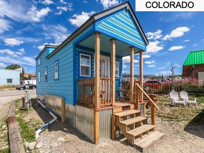 Leadville Tiny House - The Duke - Full of Leadville style and plenty of space for your group