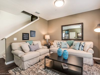 Photo for Lucaya Village Resort TownHome 8 Minutes To Disney