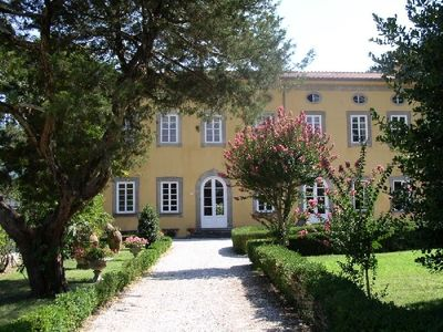 Photo for Luxury villa rental in Lucca