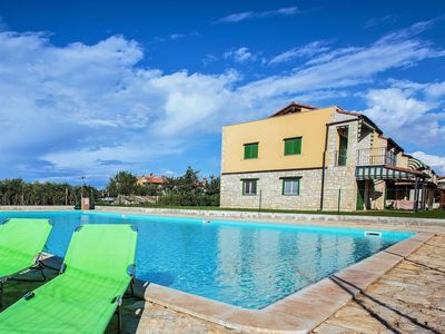 Photo for Apartment Complex Ghedda / Apartment Ghedda Blue with Balcony and Shared Pool