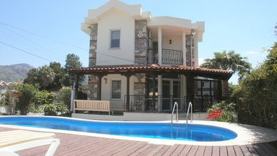 Photo for Beautiful 3 Bedroom Villa With Private Pool In Dalyan Turkey