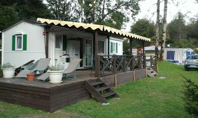 Photo for 2BR Mobile Home Vacation Rental in Verchaix
