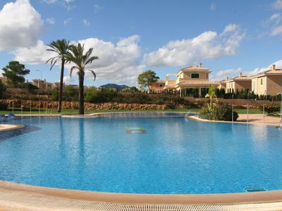 Photo for New mallorqinisches holiday home - unobstructed view + Wlan - Easter special!