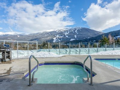 Photo for SUPER WINTER GETAWAY 2BD/2BA  Views + pool + H/T
