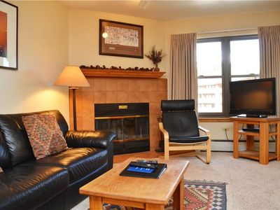 Photo for River Mountain Lodge: 1 BR / 1 BA condo in Breckenridge, Sleeps 4
