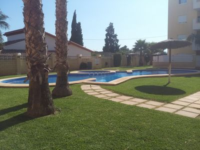 Photo for 3BR Apartment Vacation Rental in Dénia, Comunidad Valenciana