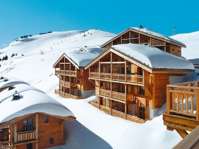 Photo for Apartment Ferienwohnung (FLA403) in Flaine - 5 persons, 1 bedrooms