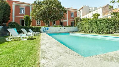 Photo for Manor House for 7 persons in the centre of Sesimbra with private swimming pool