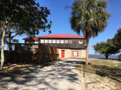 Photo for Private Paradise on Bay, Fishing Pier, Big Pool, a Pool Table+ more!