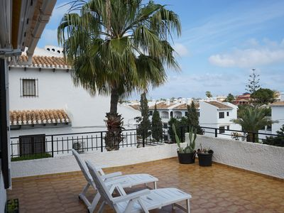 Photo for Cabo roig apartment with 2 terraces