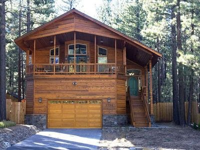 Photo for 1164J-Deluxe-Mountain-Cabin