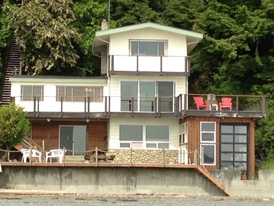 Possession Beach House Whidbey Island