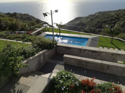 Photo for Guest House - Panoramic view of the Atlantic