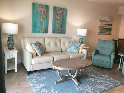 Photo for Brand New Rental! Crystal Shores West 903 Sea Spell - BeachFront  2BR/2BA
