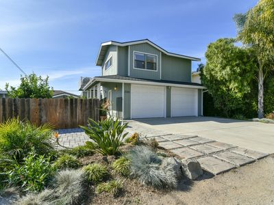 Photo for Beautifully Remodeled Home: Main House + Separate Attached Unit!