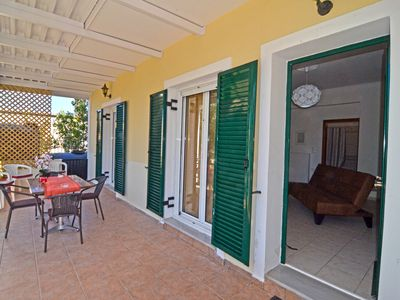 Photo for Adriana's Two Bedroom Apartment, in Tsilivi