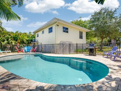 Photo for Moon Beach Cottage Private Pool Home