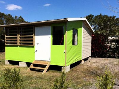Photo for Camping Les Amandiers **** - Mobil-Home Tithome 3 Rooms 4/5 People Without Sanitary