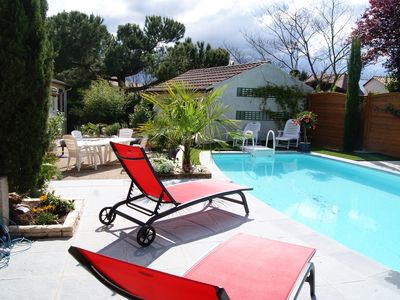 Photo for BEAUTIFUL HOUSE FULL FOOT WITH SWIMMING POOL CLOSE TO THE TOWN CENTER AND THE DORDOGNE