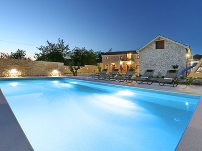 Photo for Amazing NEW stone villa for Your dream holidays
