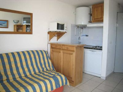 Photo for 2 rooms for 5 people