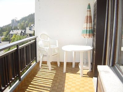 Photo for Apartment Eden Roc in Crans-Montana - 5 persons, 2 bedrooms
