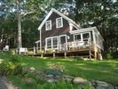 3BR Cottage Vacation Rental in Chamberlain, Maine
