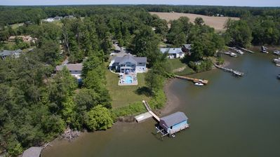 Photo for New Weeks Available! Deltaville, VA  Waterfront with In-Ground Pool.