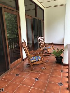 Photo for Riverside Tranquility, Mountain Views, Hotel Rio Perlas, Spa and  Hot Springs.