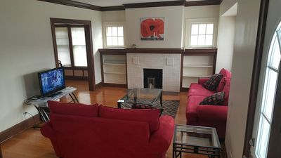 Photo for Beautifully Renovated Upper Shorewood Duplex