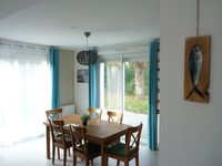 The property is larger than the pictures on the website convey, and very well equipped