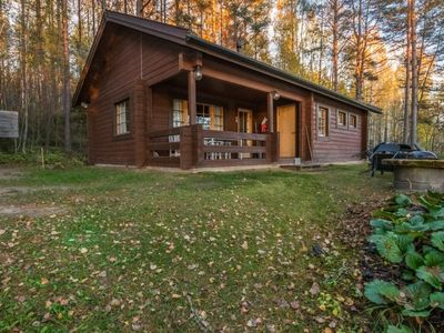 Photo for Vacation home Aurinkorinne in Punkaharju - 5 persons, 2 bedrooms