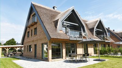 Photo for excl. Thatched Villa Baltic Freshness only 500 meters from the beach for 6 + 2 pers.