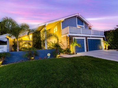 Amazing Family Vacation Home With Back Yard Oasis & Water Views