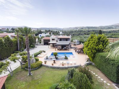 Photo for Villa Agnes. Luxurious design great swimming pool. A villa to relax!