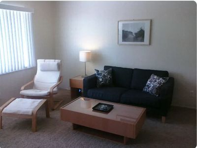 Photo for Fully furnished cozy apartment minutes from I-40